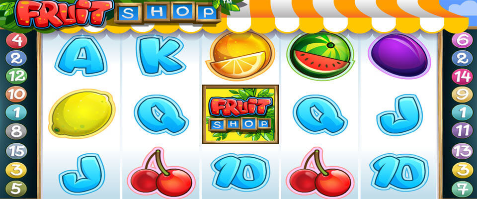 Fruit Shop slideshow 1