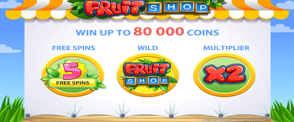 Fruit Shop slideshow 2