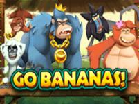 Go Bananas - Tragamonedas Online