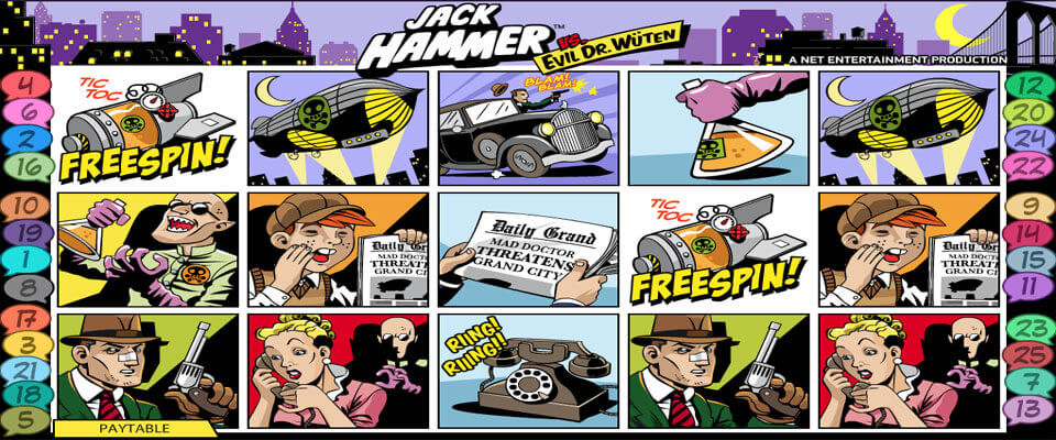 Jack Hammer slideshow 2