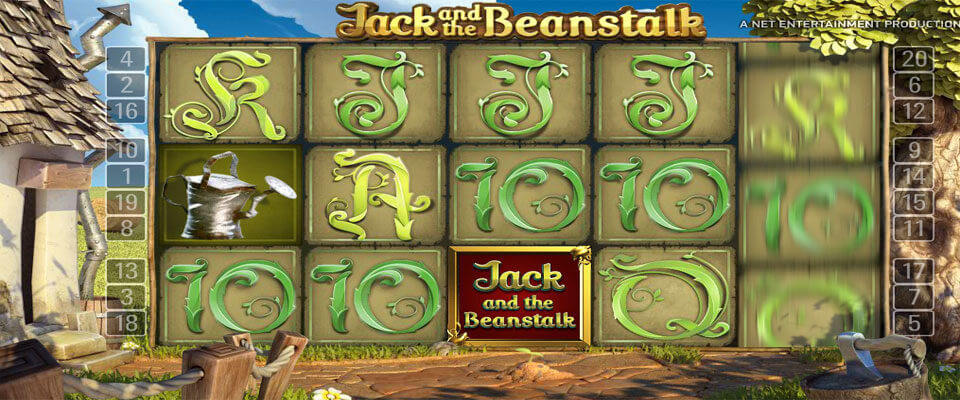 Jack and the Beanstalk slideshow 3