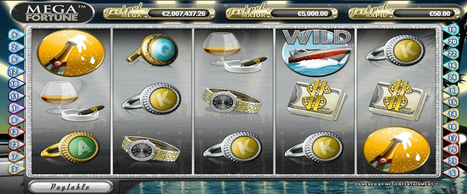 Mega Fortune slideshow 3