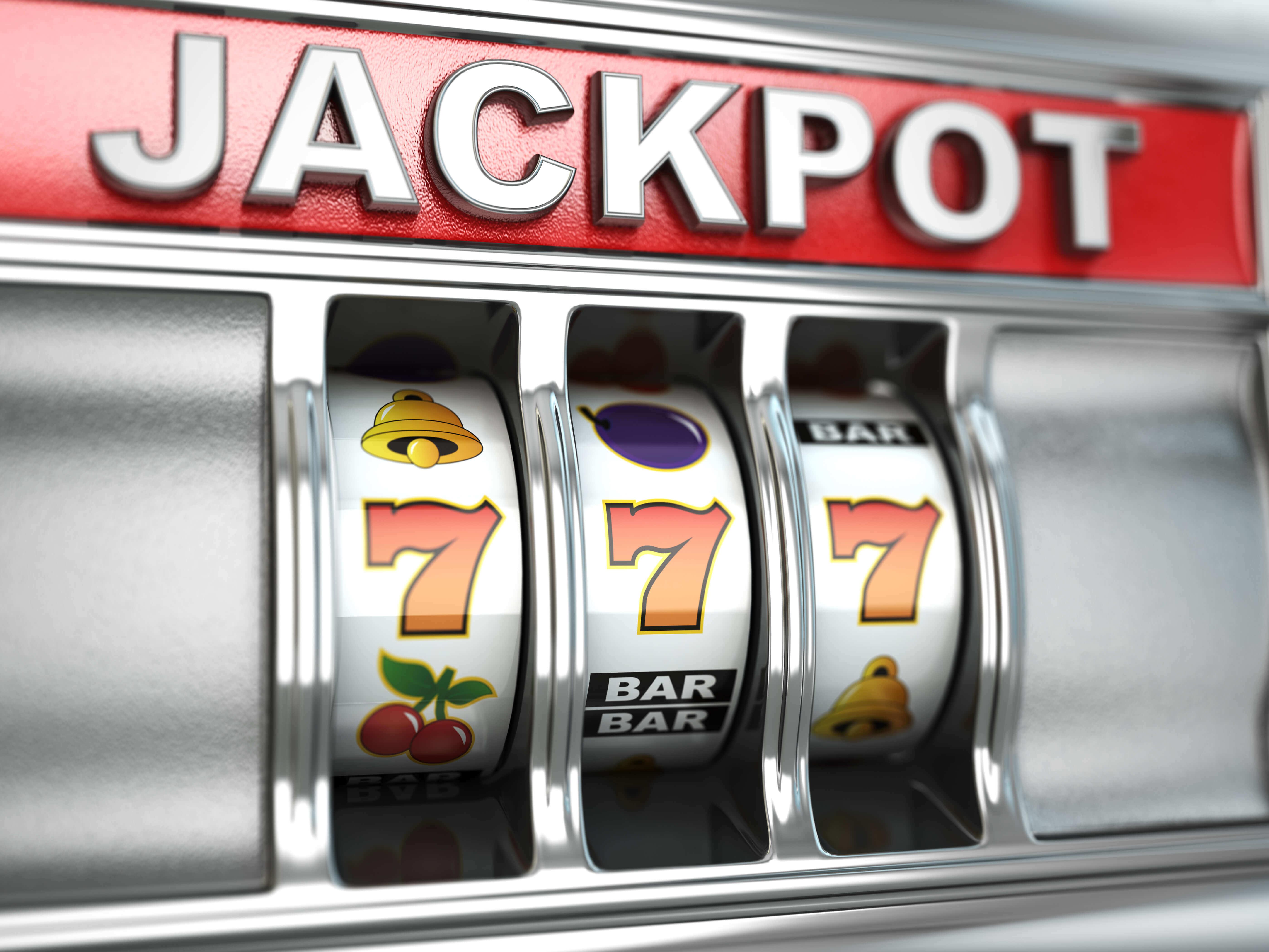 Tragamonedas online jackpot