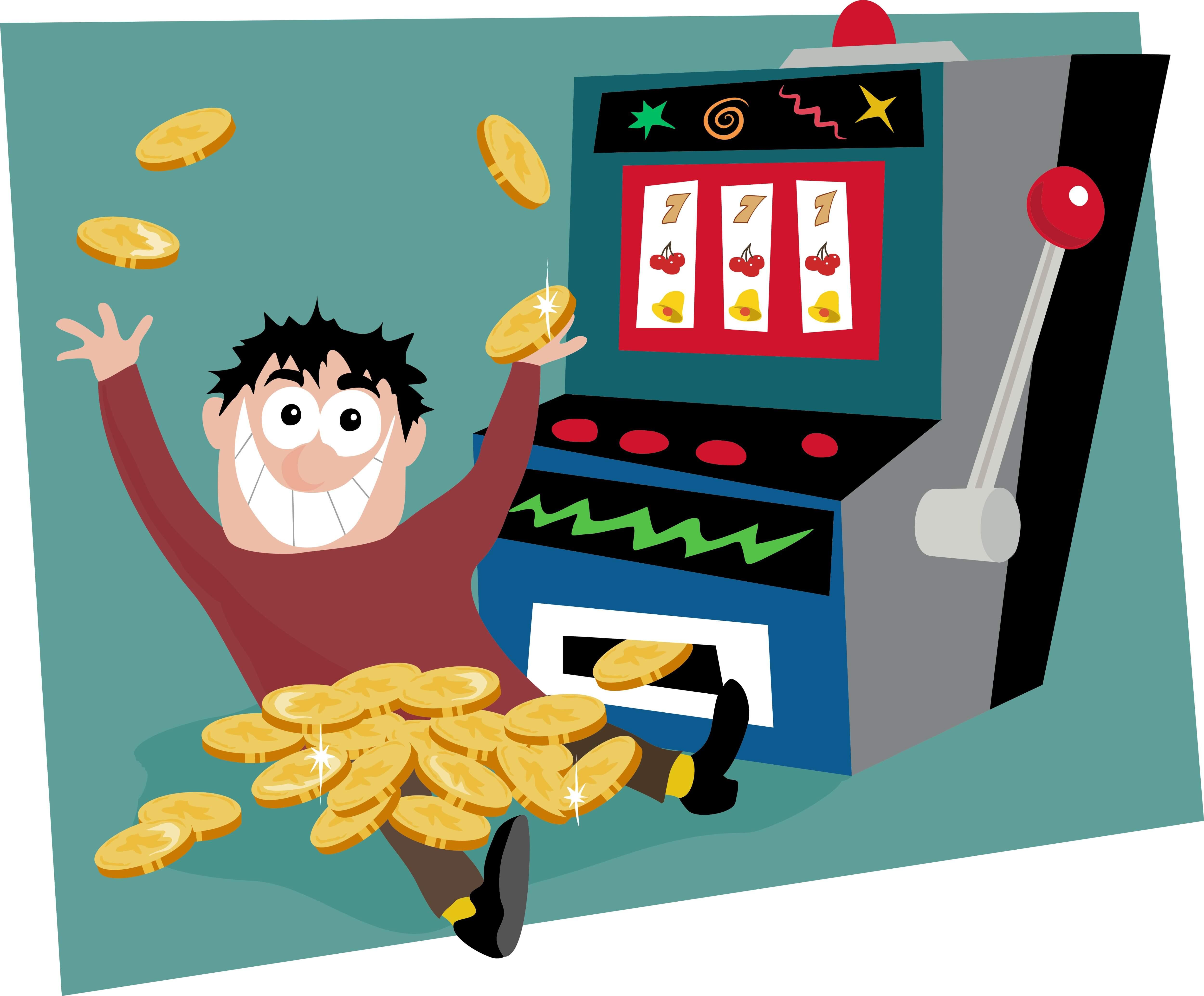 Premios de dinero real en las tragaperras