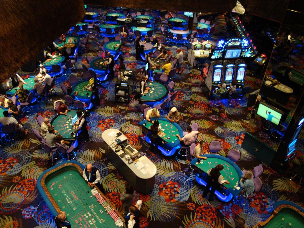 Juegos populares de los casinos en linea