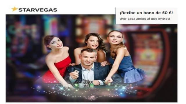 Casino Starvegas: mejor entre amigos