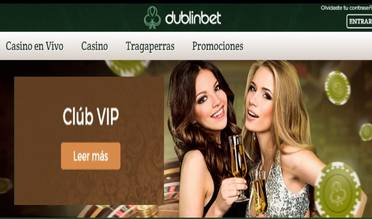 Nivel Club VIP Casino Dublinbet