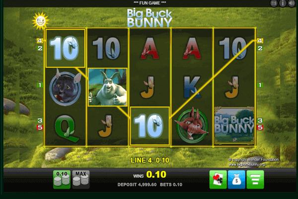 slots Big Buck Bunny