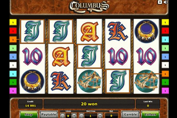slots Columbus Deluxe