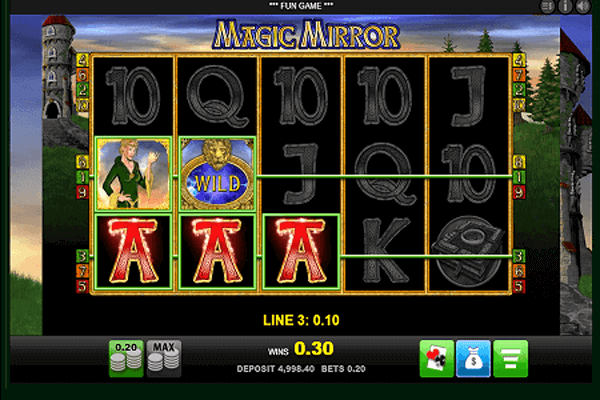 slots Magic Mirror