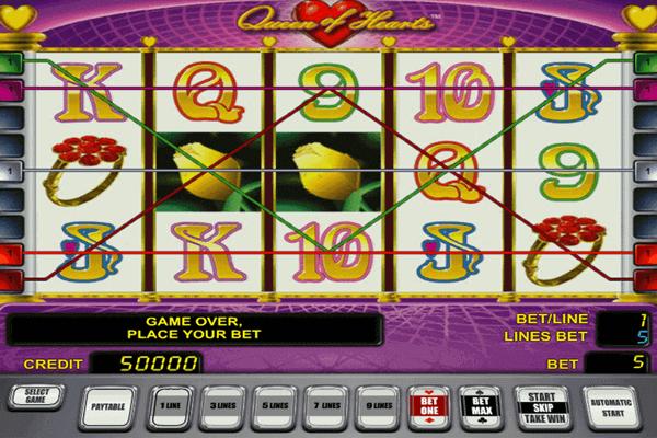 slots Queen of Hearts