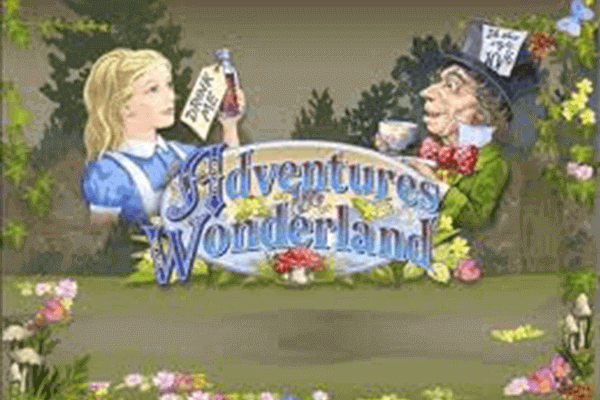 Adventures in Wonderland tragamonedas