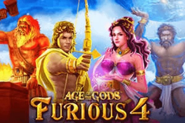 tragamonedas Age of the Gods Furious