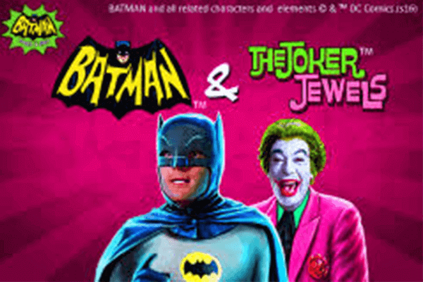 Batman and the Joker tragamonedas