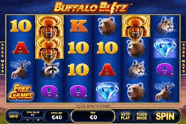 Buffalo Blitz tragamonedas