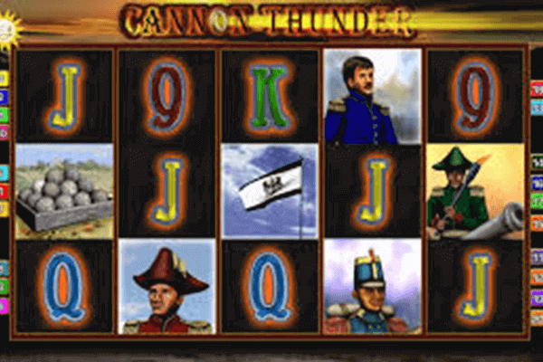 tragamonedas Cannon Thunder