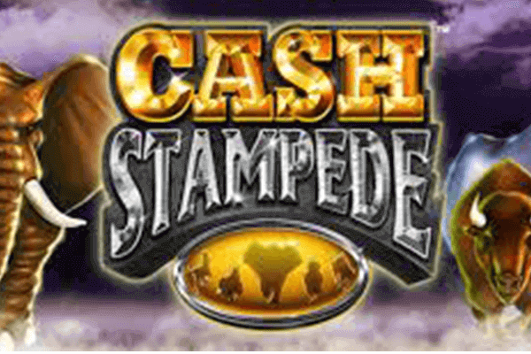 tragamonedas Cash stampede