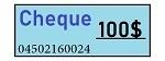 cheque logo