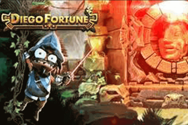 tragamonedas Diego Fortune