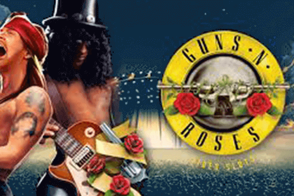 Guns n Roses tragamonedas