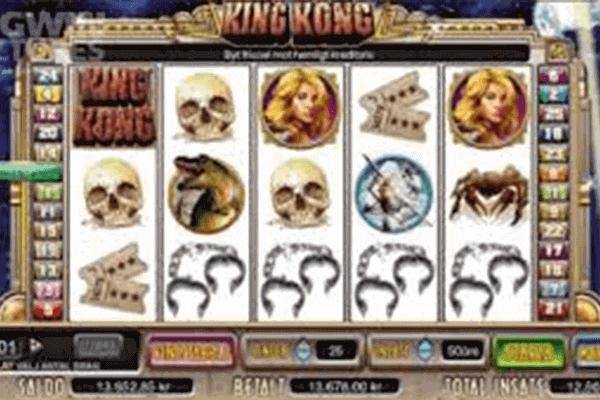 tragamonedas King Kong