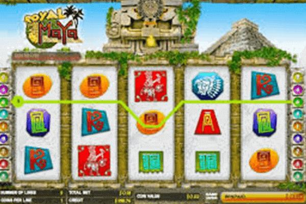 tragamonedas Royal Maya