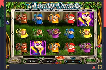 tragamonedas 7 Lucky Dwarfs
