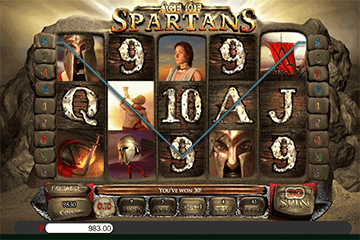 slot Age of Spartan