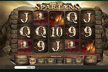 tragamonedas Age of Spartan