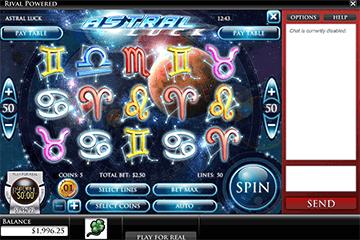 tragamonedas Astral Luck