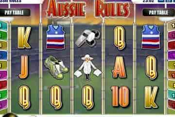 slot Aussie Rules