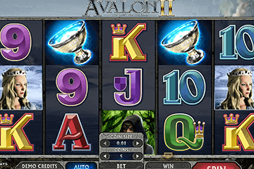 tragamonedas Avalon II