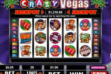 slot Crazy Vegas