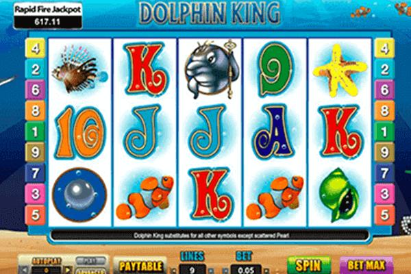 tragamonedas Dolphin King