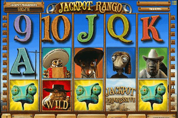 tragamonedas Jackpot Rango