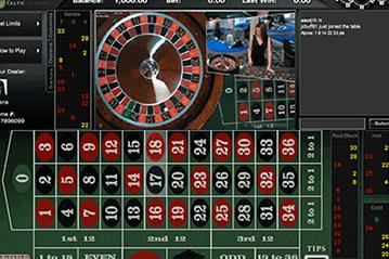 Live European Roulette visionary