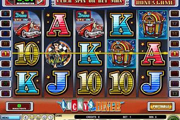 slot Lucky Diner