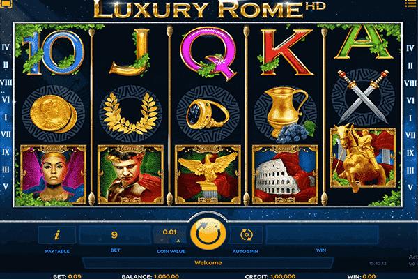tragamonedas Luxury Rome