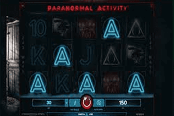 tragamonedas Paranormal Activity