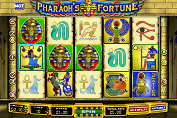 slot Pharaon Fortune
