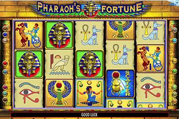 tragamonedas Pharaon Fortune