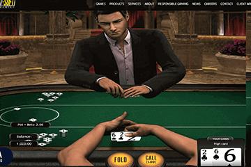 Póker 3 betsoft