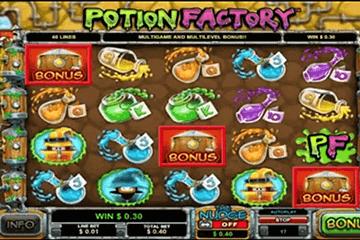 slot Potion Factory