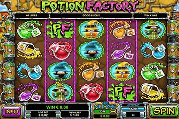 tragamonedas Potion Factory