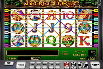 slot Secret Forest