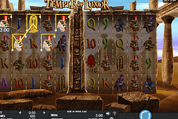 tragamonedas Luxor Temple