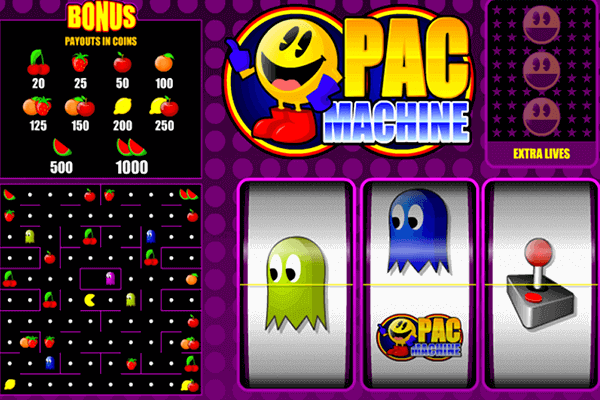 slot Pac Machine