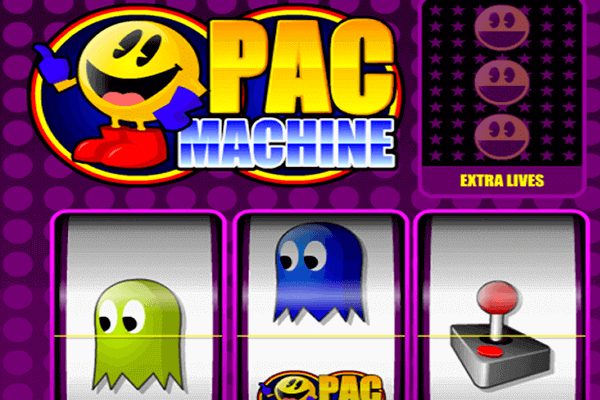 tragamonedas Pac Machine