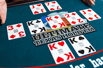 Texas Hold'Em evolution gaming