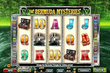 tragamonedas The Bermudas Mysteries